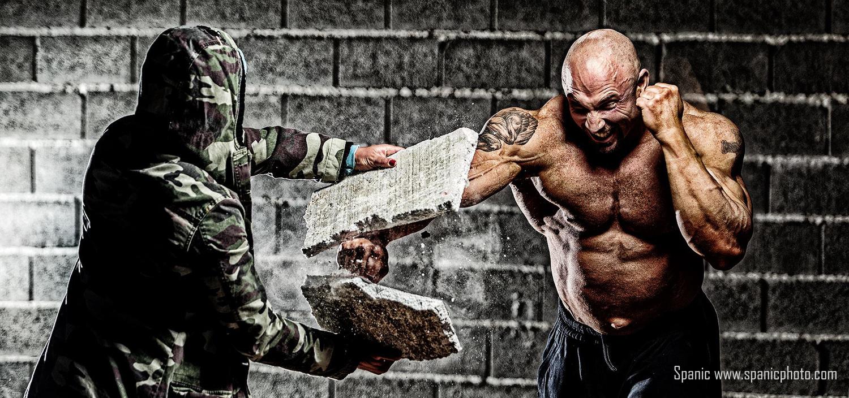 Punch by Damir Spanic