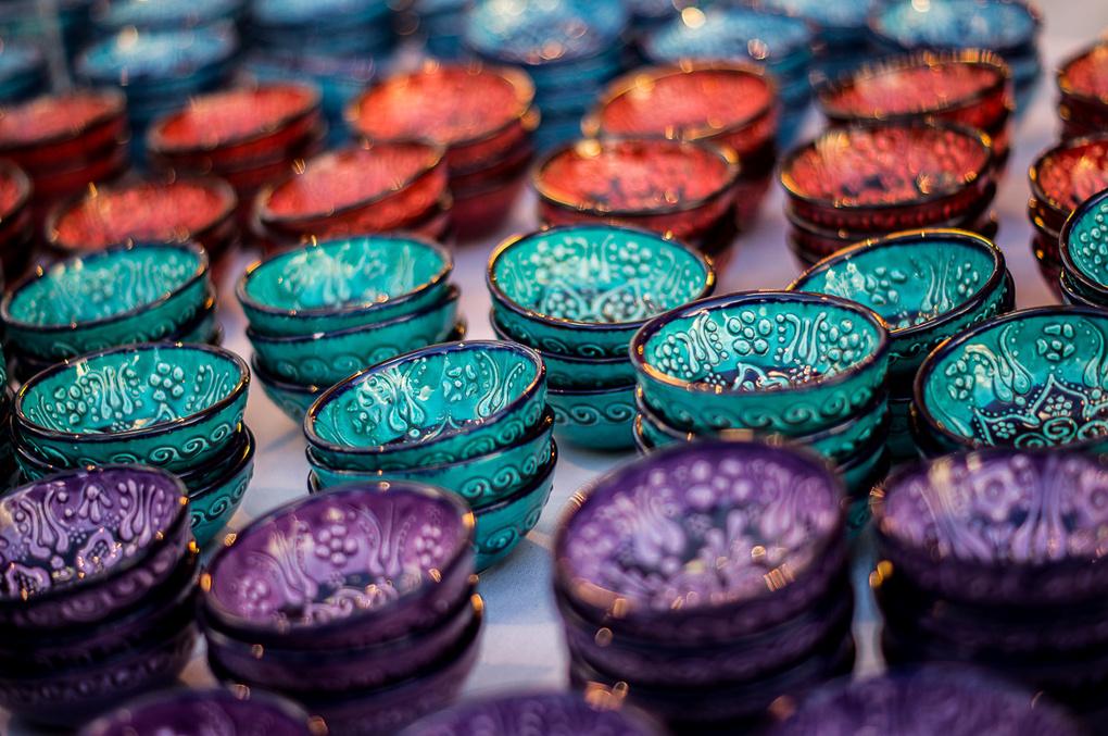 Clay Bowls by Ryan Kane