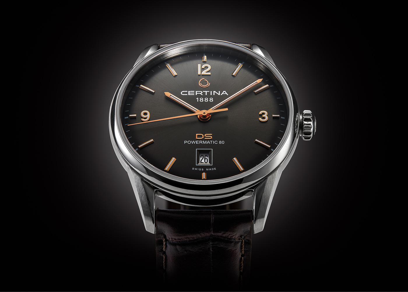 Personal - Certina watches by Sebastian Malinowski