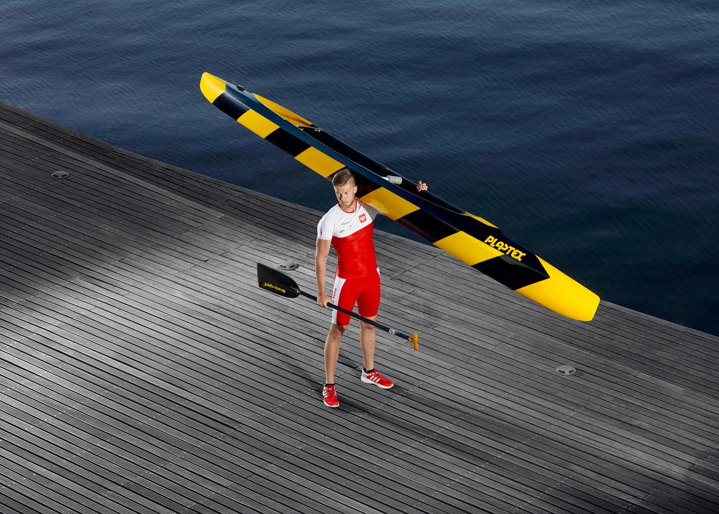 Canoe_01 by Sebastian Malinowski