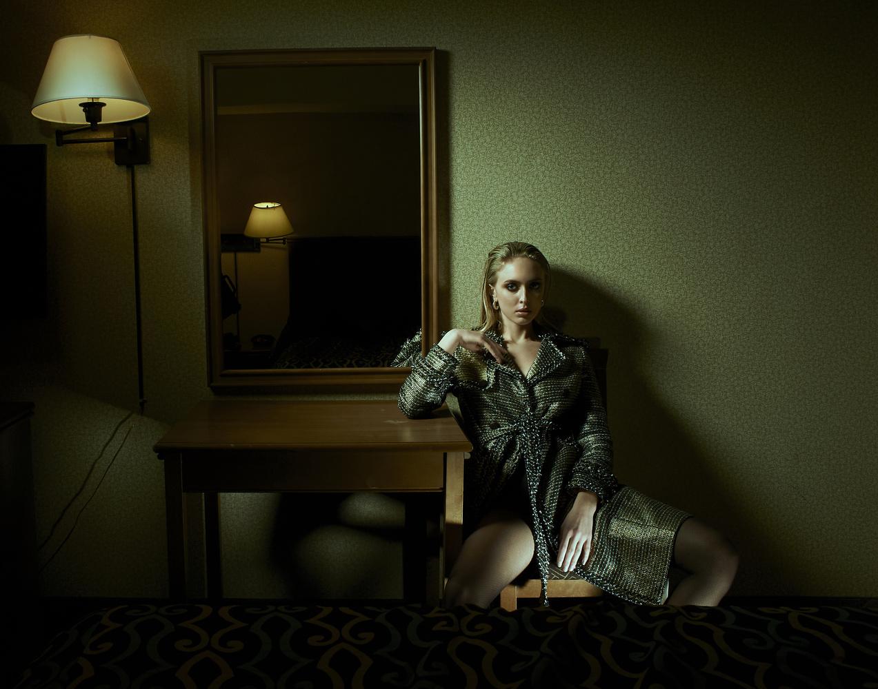 Oksana by David Hynes