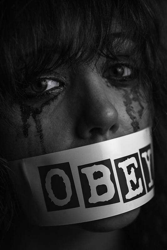 OBEY by William Greer