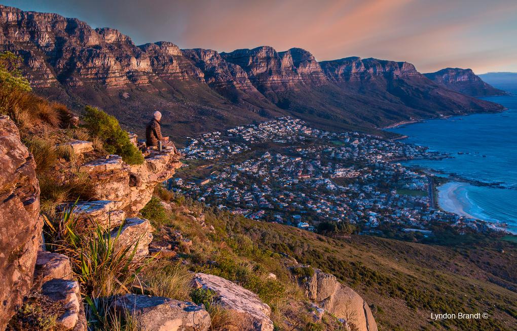 Lions Head Cape Town by Lyndon Brandt