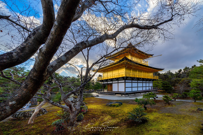 The Golden Pavilion by Chris Sanan