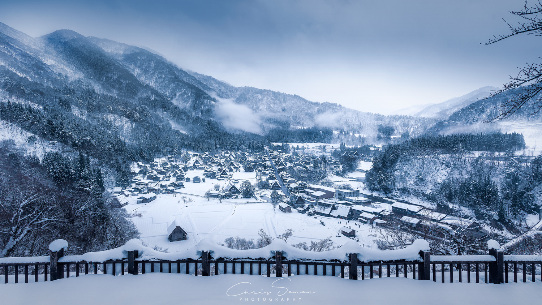Winter Wonderland by Chris Sanan