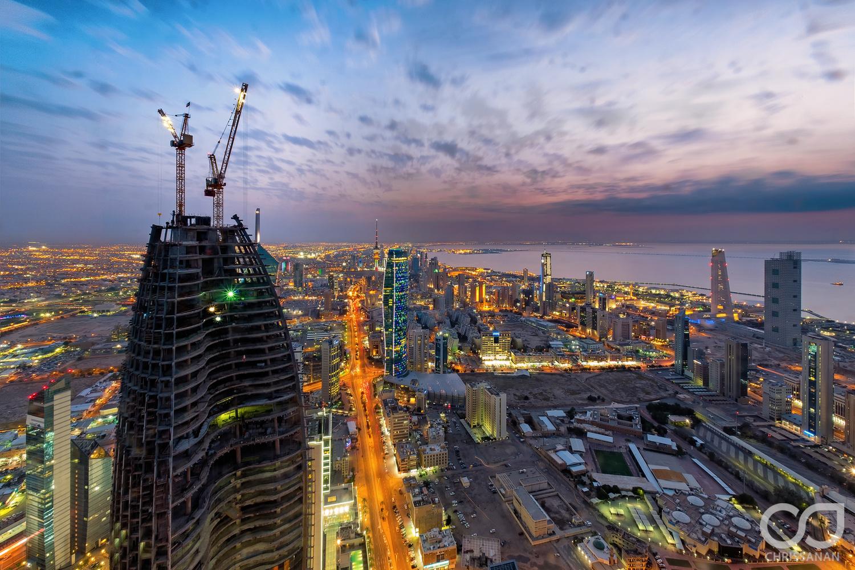 The CityScape by Chris Sanan