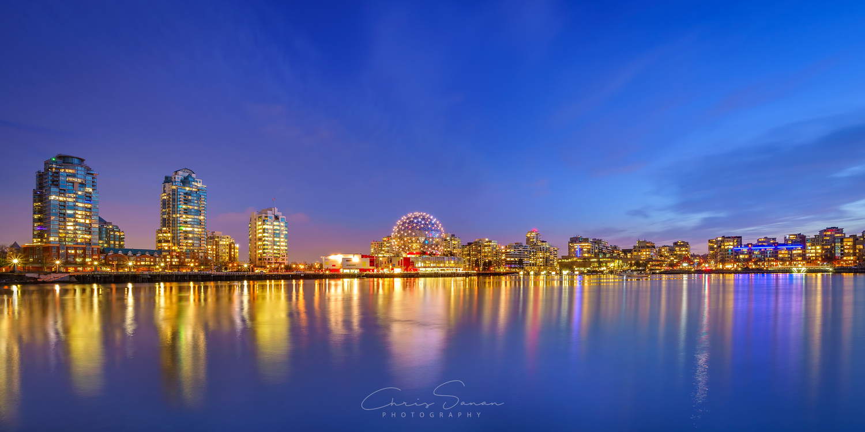 DOWNTOWN VANCOUVER by Chris Sanan