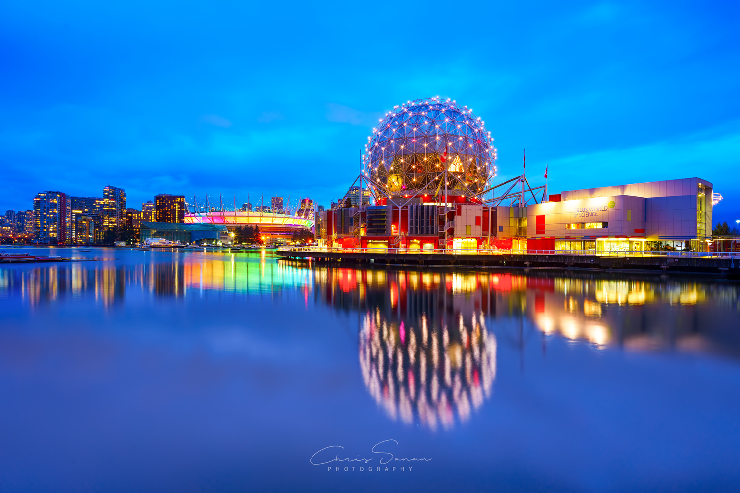 TELUS WORLD OF SCIENCE by Chris Sanan