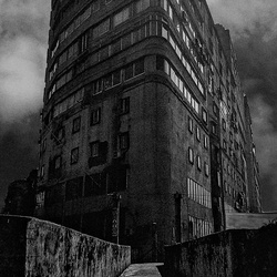 Building  by tipu ahmed