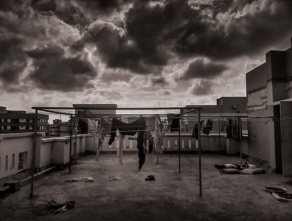 Roof Top by tipu ahmed