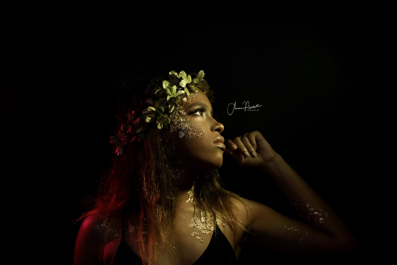 Golden Beauty by Aaron Plaskett