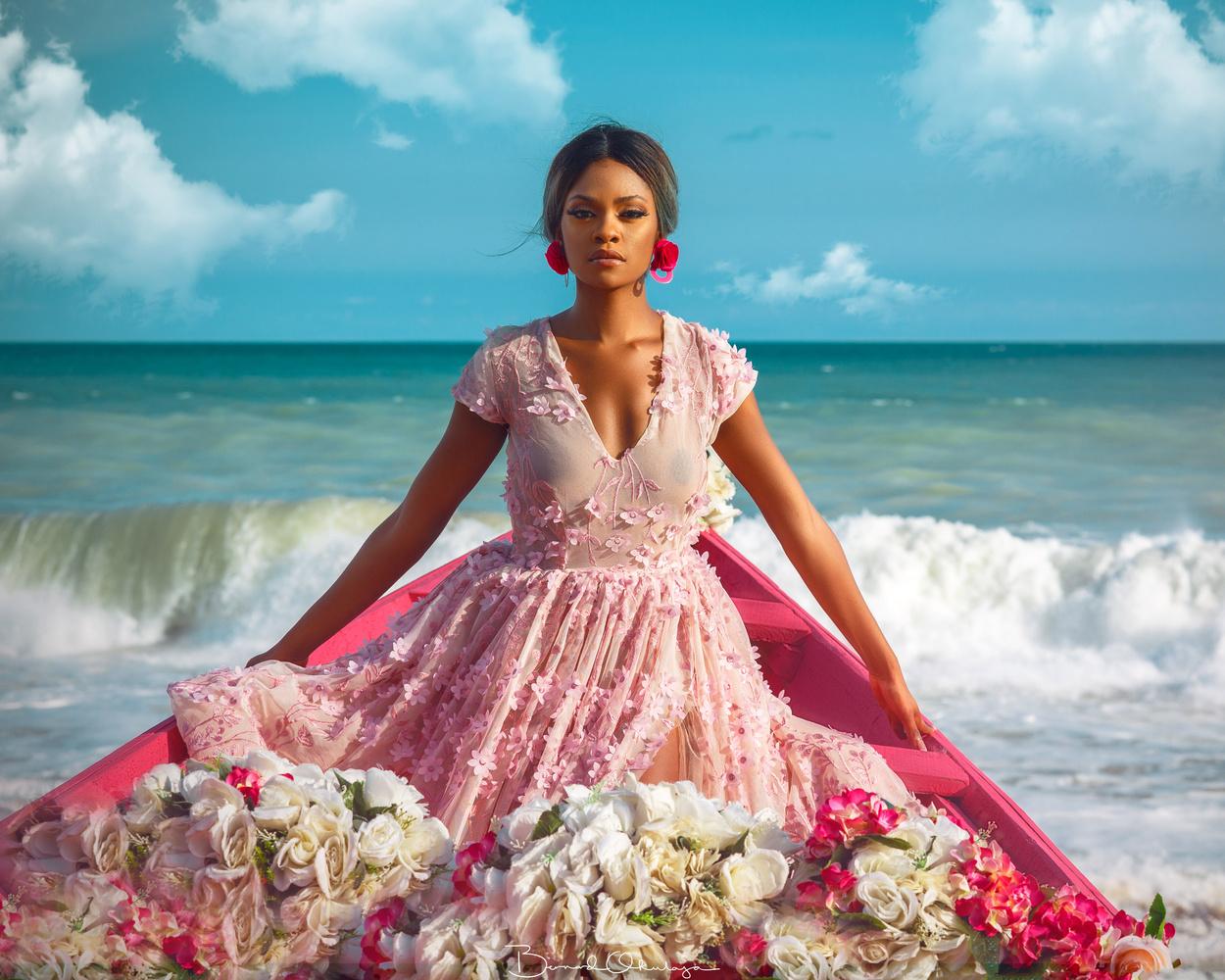 The Pink Queen by Bernard Okulaja