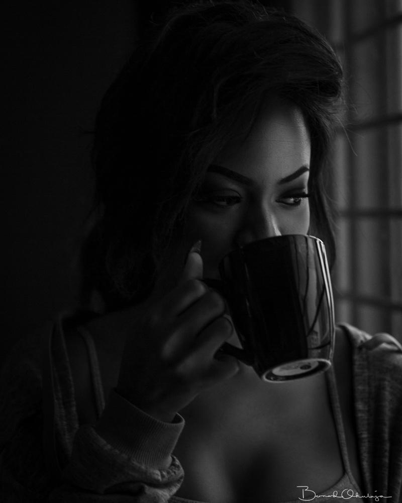 CUP OF TEA by Bernard Okulaja