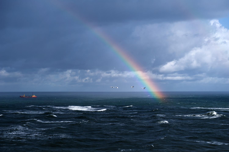 Rainbow by Toomas Volmer