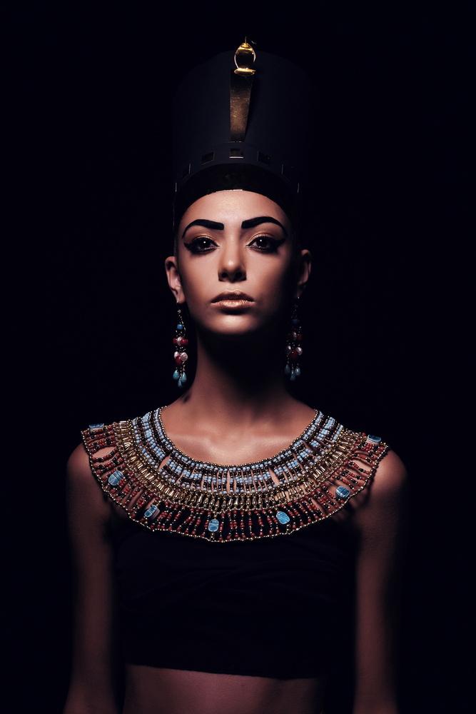 Nefertiti by Christopher Stavrinides