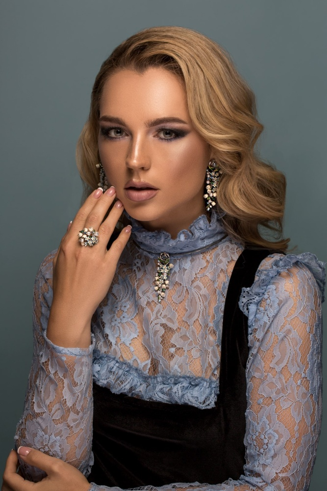 """""""Life is too short to wear boring jewellery"""" by Christopher Stavrinides"""
