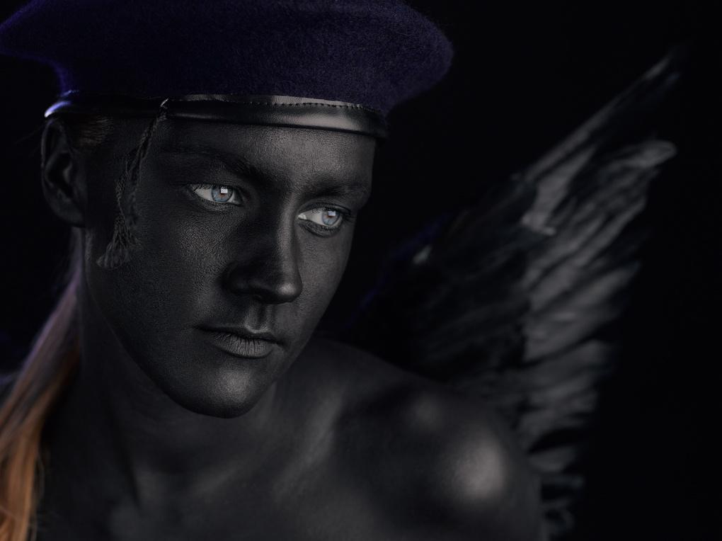 Dark Angel by Eduards Zande