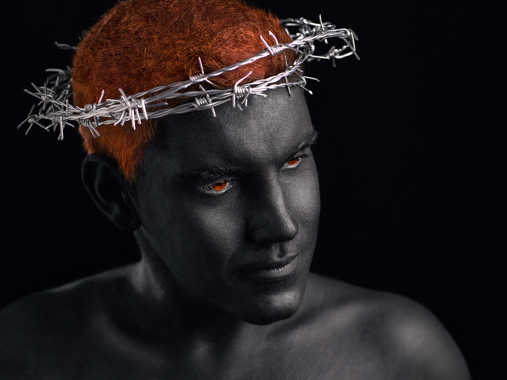 Crown Of Thorns by Eduards Zande