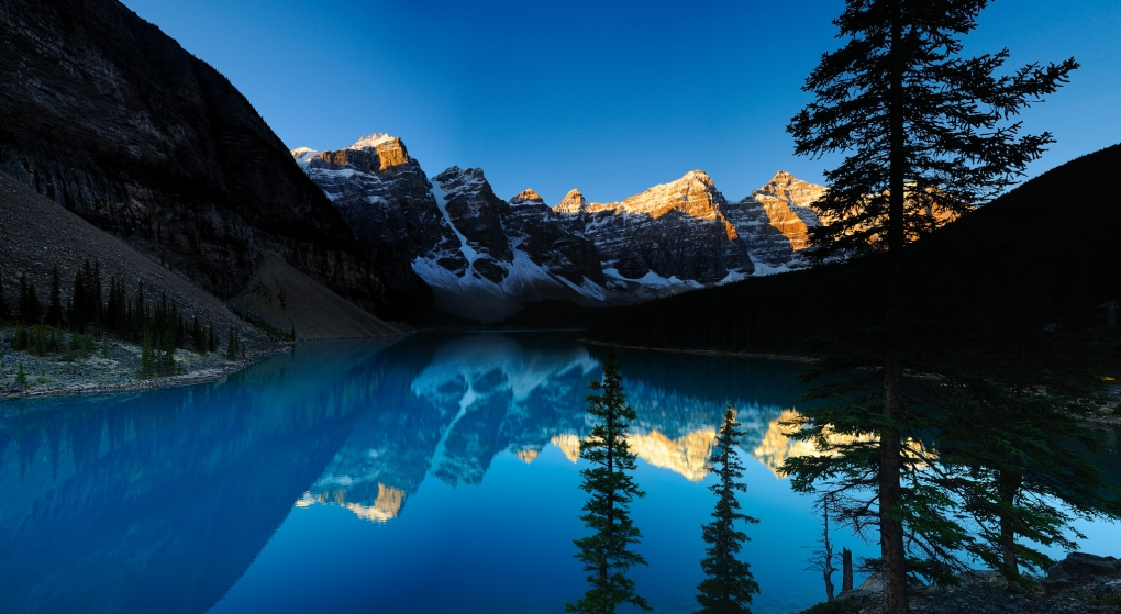 Moraine Lake by Tom Stoncel