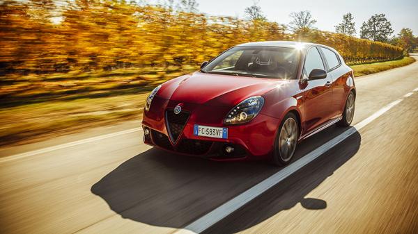 Alfa Romeo Giulietta by Paolo Tangari