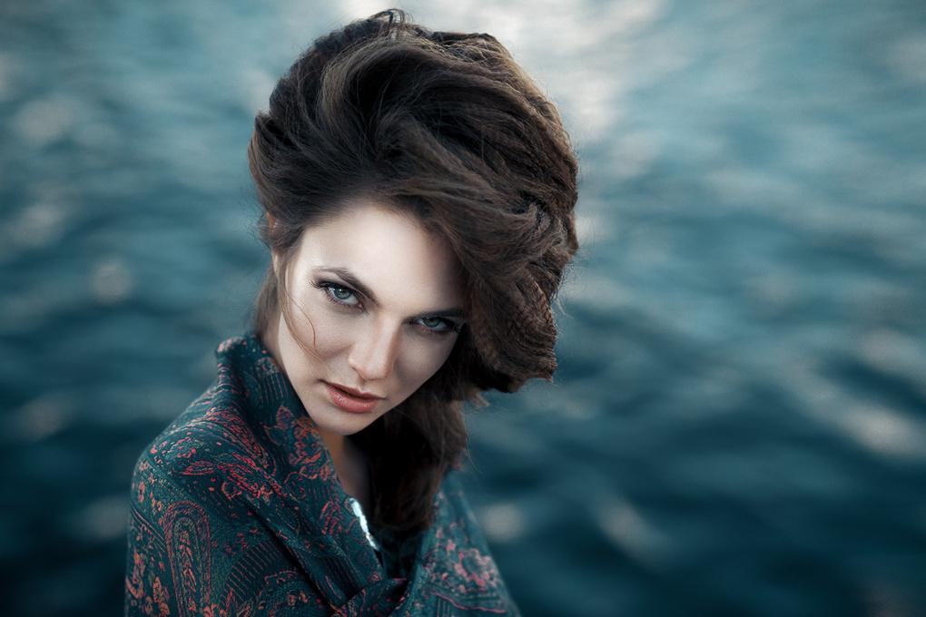 Marina Braun by Alexey Tyurin