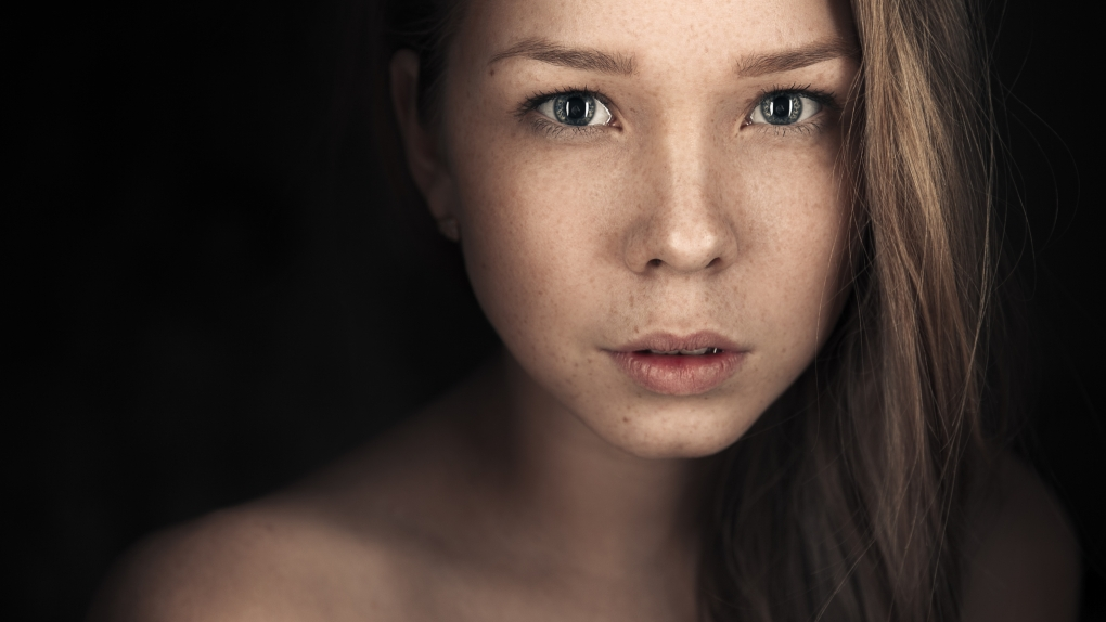 Kristina Shershunova by Alexey Tyurin