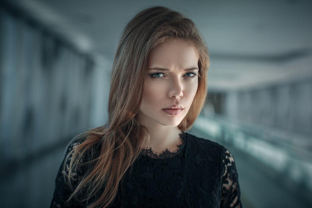 Ksenia Palenova by Alexey Tyurin