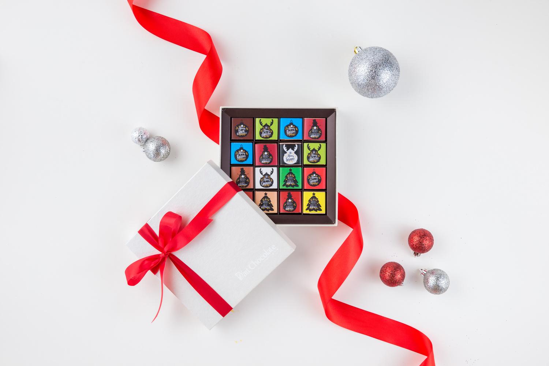 Christmas chocolate box by Erick Nguyen