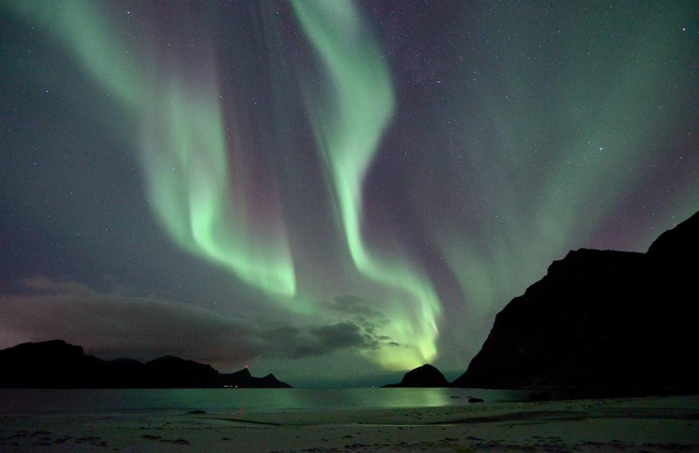 Northern Lights by Carina Hansen