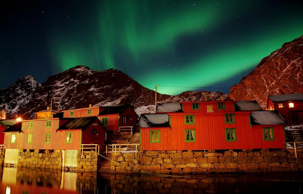 Stamsund by Carina Hansen