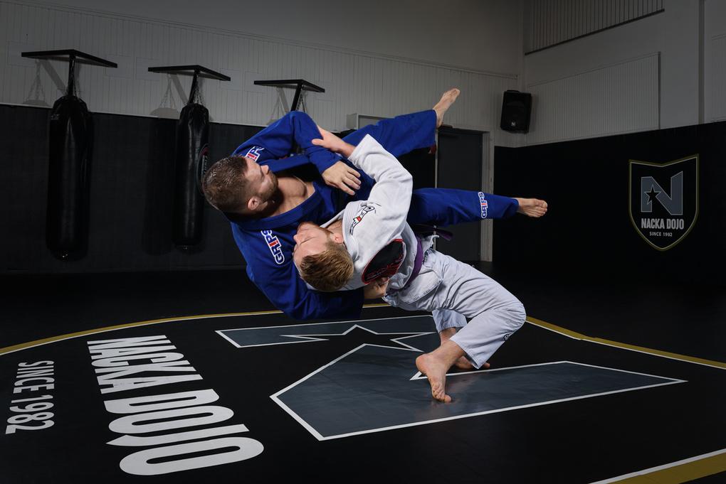 Brazilian Jiu Jitsu by Joakim Drake