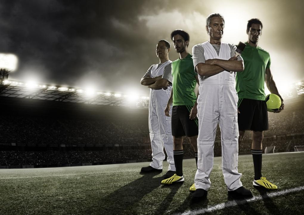 FIFA Campaign by Julian Watt