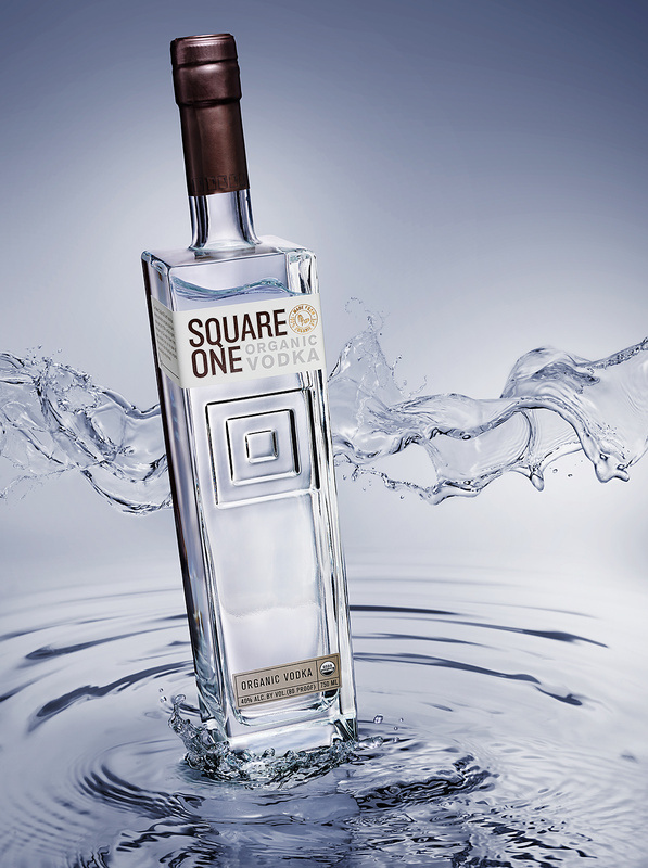 Square One Organic Vodka by Jake Potts