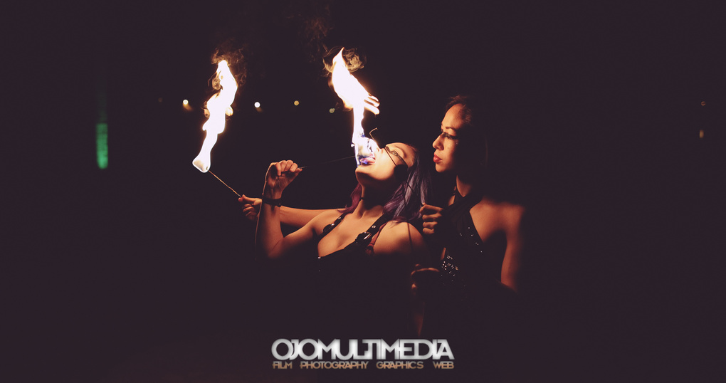 Shared Fire by Anthony Ojo