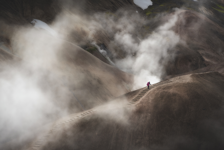 Up in smoke by Kaspars Dzenis