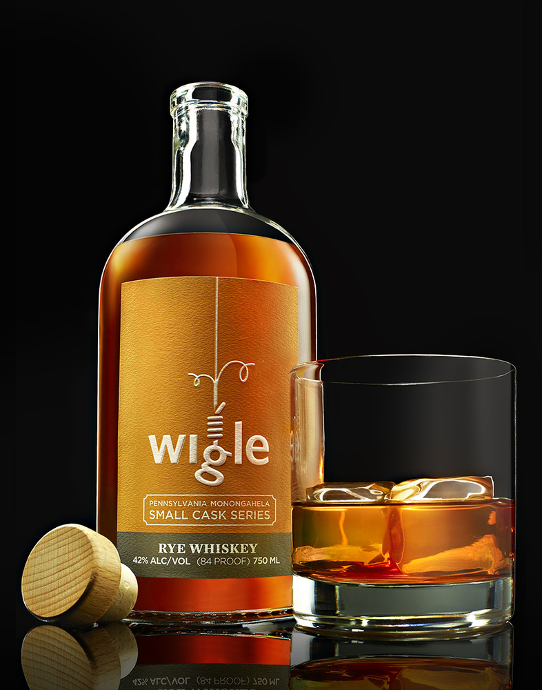 beverage photo of wigle whiskey photo by brian kaldorf by Brian Kaldorf