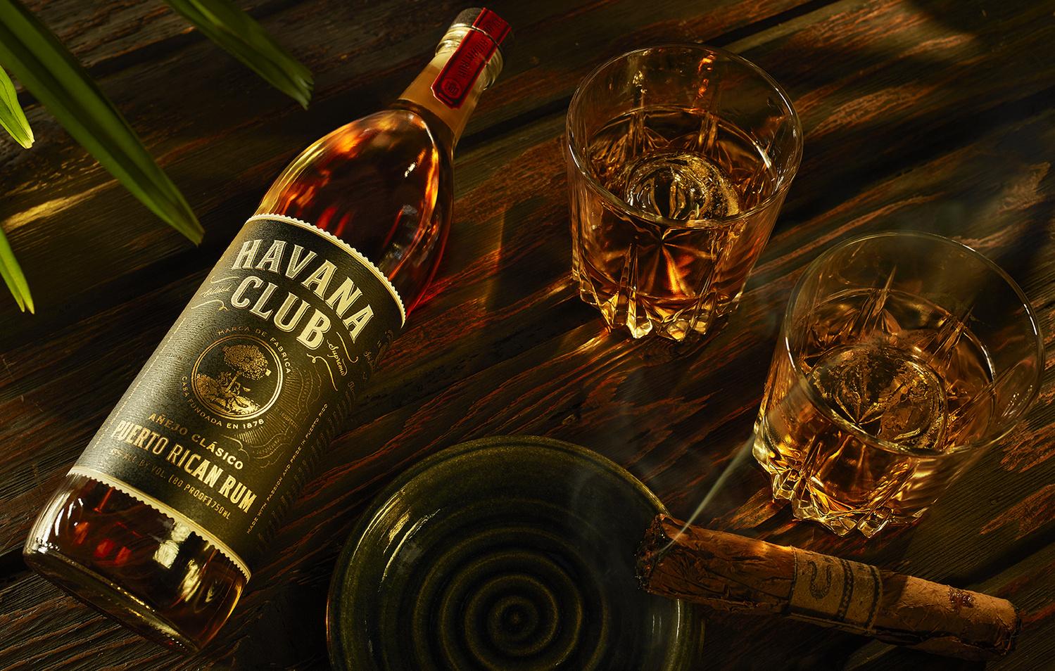 beverage photo of havana club rum photo by brian kaldorf by Brian Kaldorf
