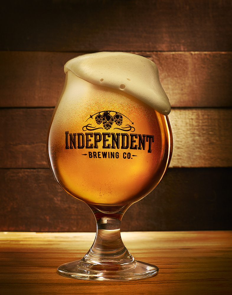 beverage photo of independent brewing beer photo by brian kaldorf by Brian Kaldorf