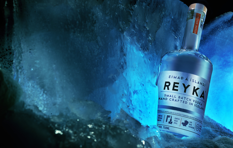 beverage photo of reyka voda photo by brian kaldorf by Brian Kaldorf