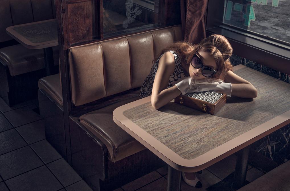 Diner 95 by Chris Cheek