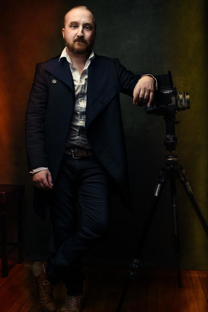 Nick Karlin by Ike Hayman