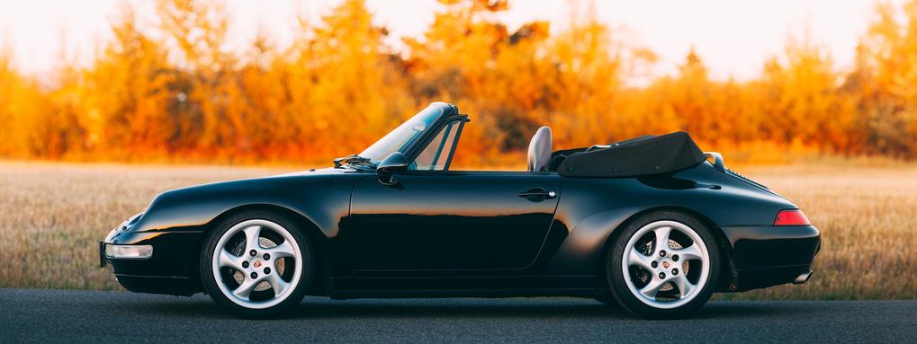 Porsche 993 by Andy Hodapp