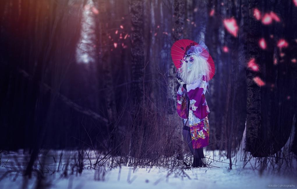 Geisha by Heikki M