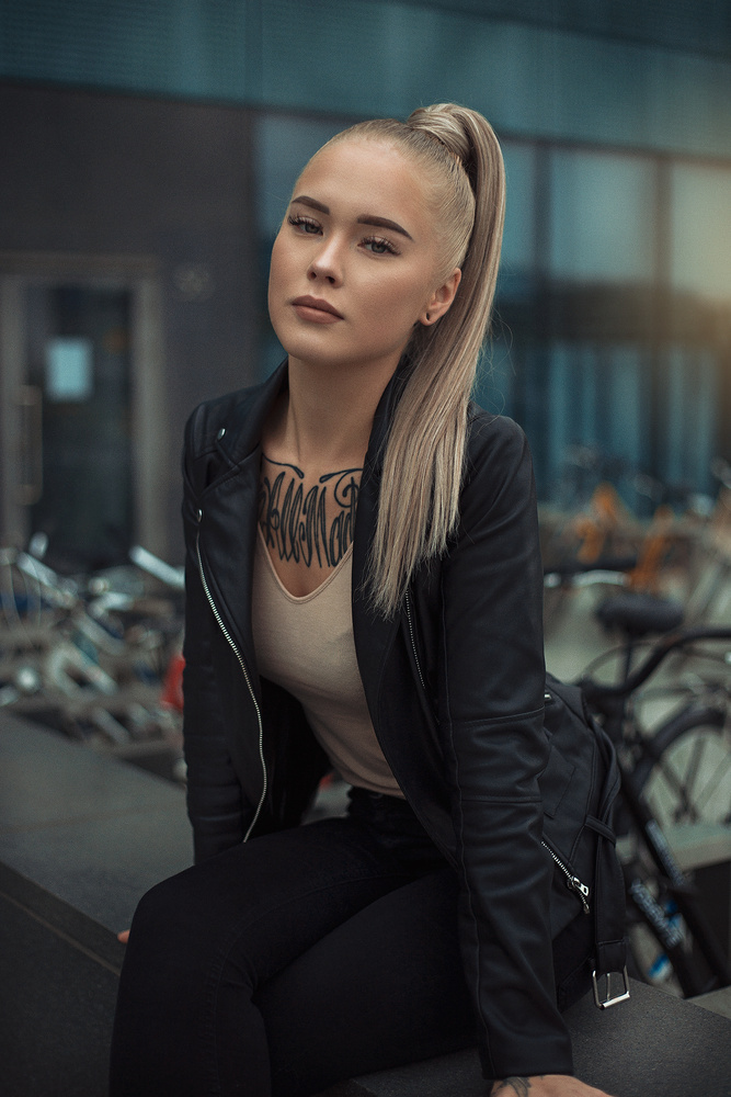 Sara Alina by Heikki M
