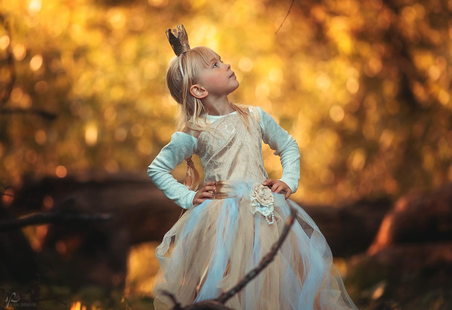 Sassy princess by Heikki M