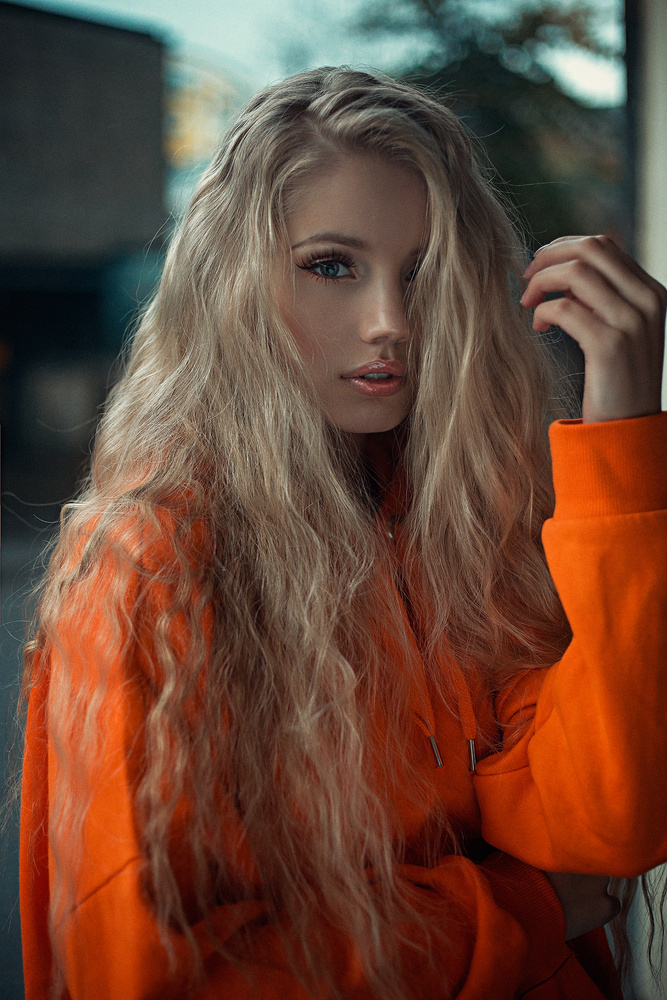 Orange by Heikki M