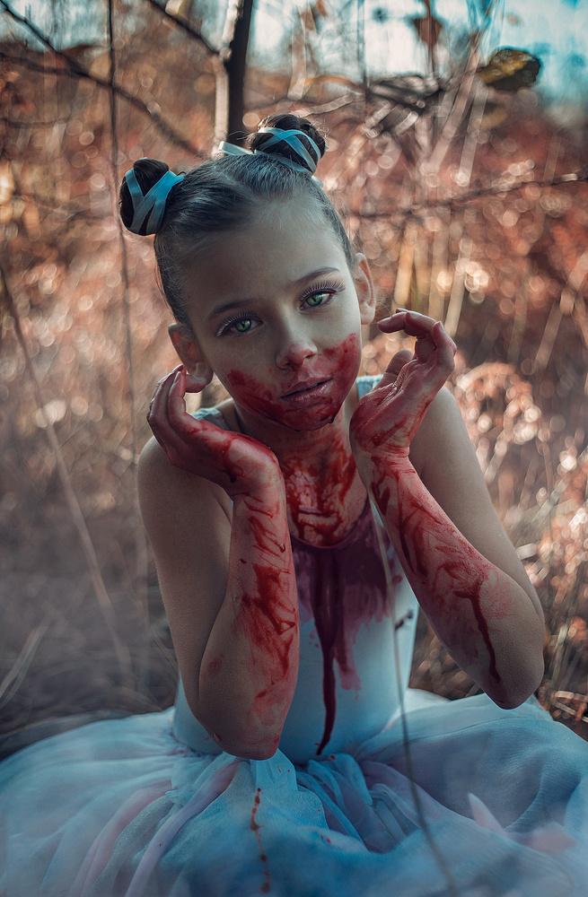 Zombie ballerina by Heikki M
