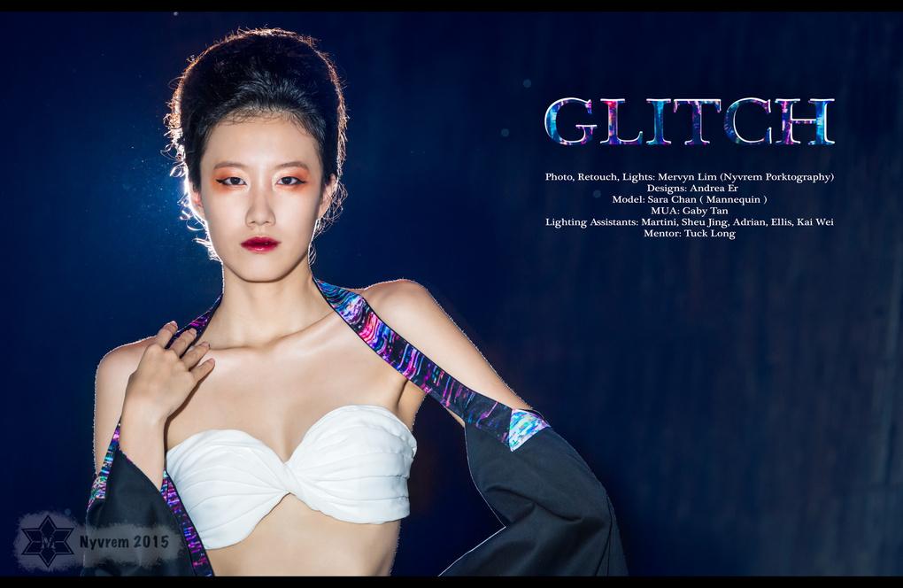 Glitch by Mervyn Lim