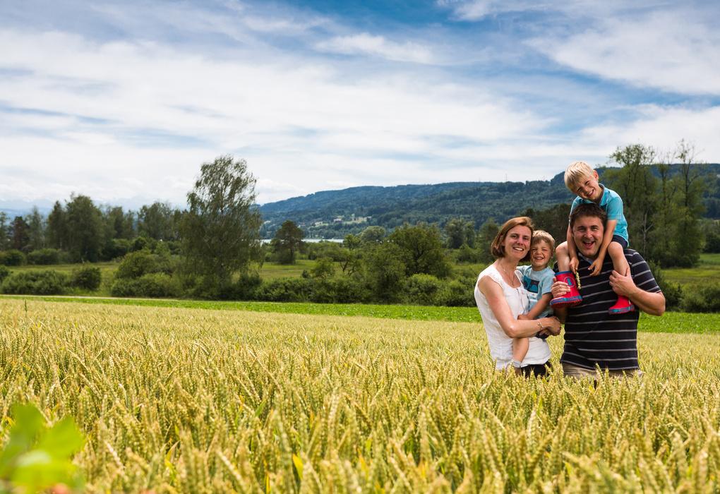 Swiss Family Braun by Simon Whitehead