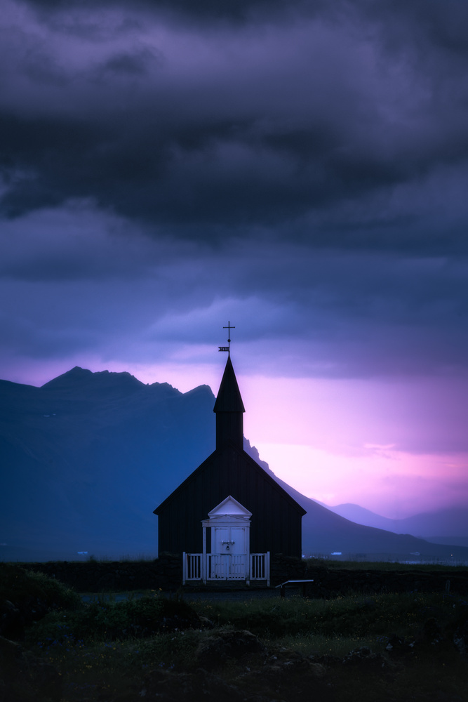 Black Church by Rob Giannese